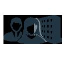 Vertretung von Privatpersonen und Unternehmen